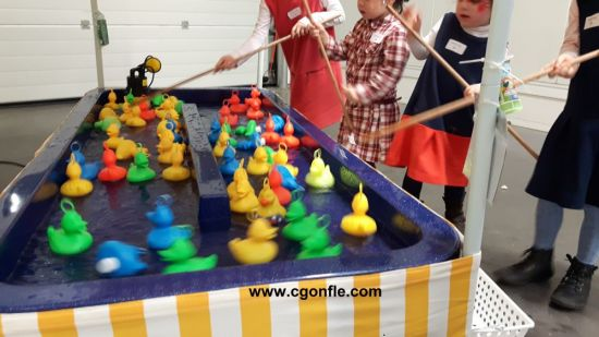 STAND PECHE AUX CANARDS